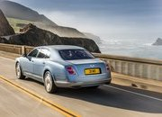 Big Surprise: Bentley Is Considering An SUV to Replace the Now Defunct Mulsanne Sedan - image 666931