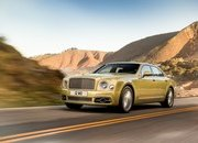 Big Surprise: Bentley Is Considering An SUV to Replace the Now Defunct Mulsanne Sedan - image 666940