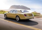 Big Surprise: Bentley Is Considering An SUV to Replace the Now Defunct Mulsanne Sedan - image 666941