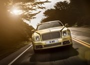 Big Surprise: Bentley Is Considering An SUV to Replace the Now Defunct Mulsanne Sedan - image 666942