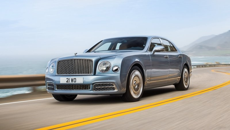 Big Surprise: Bentley Is Considering An SUV to Replace the Now Defunct Mulsanne Sedan - image 667019