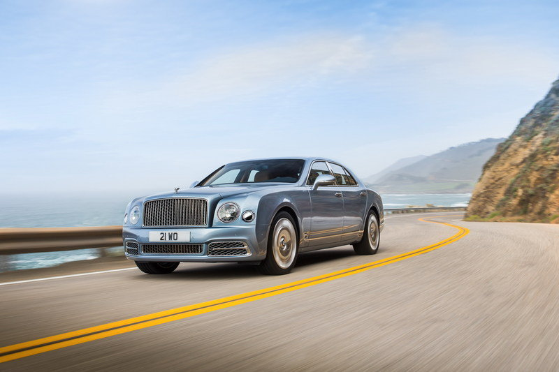 2017 Bentley Mulsanne High Resolution Exterior - image 666911