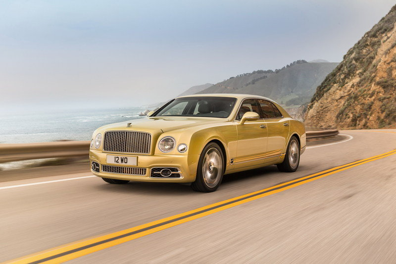 2017 Bentley Mulsanne High Resolution Exterior - image 666912