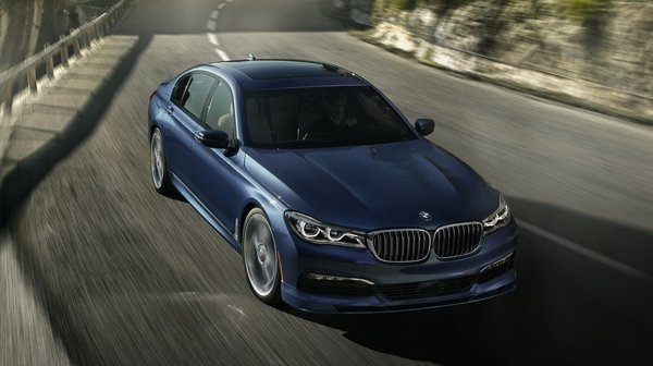 2017 BMW Alpina B7 XDrive Review  Top Speed
