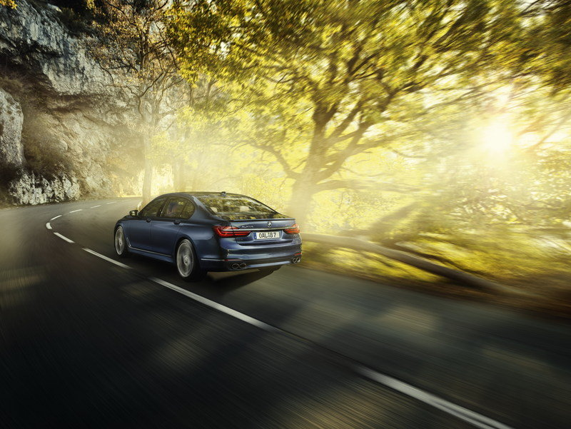 2017 BMW Alpina B7 xDrive Wallpaper quality Exterior High Resolution - image 664485