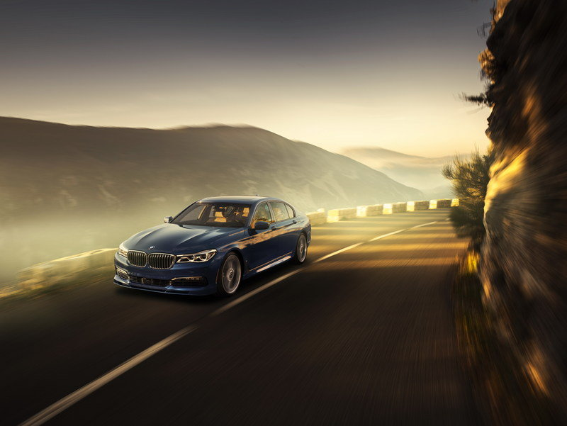 2017 BMW Alpina B7 xDrive Wallpaper quality Exterior High Resolution - image 664486