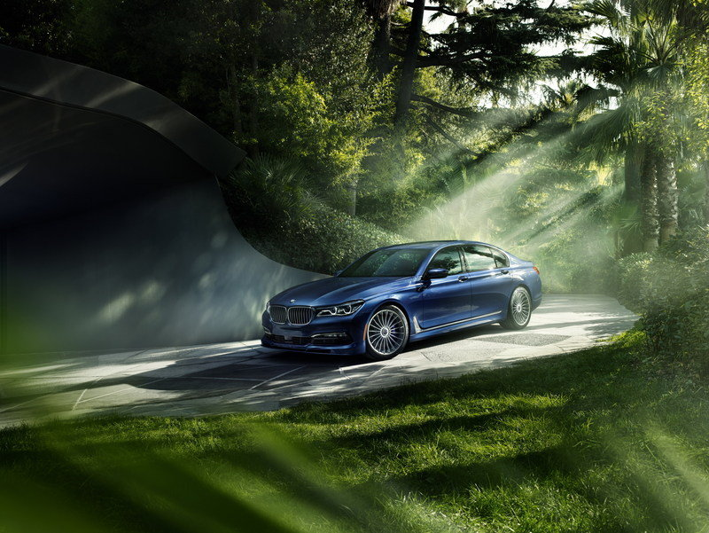 2017 BMW Alpina B7 xDrive Wallpaper quality Exterior High Resolution - image 664487