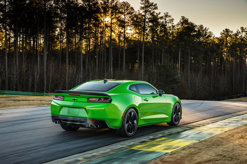 2017 Chevrolet Camaro 1LE High Resolution Exterior Wallpaper quality - image 664919