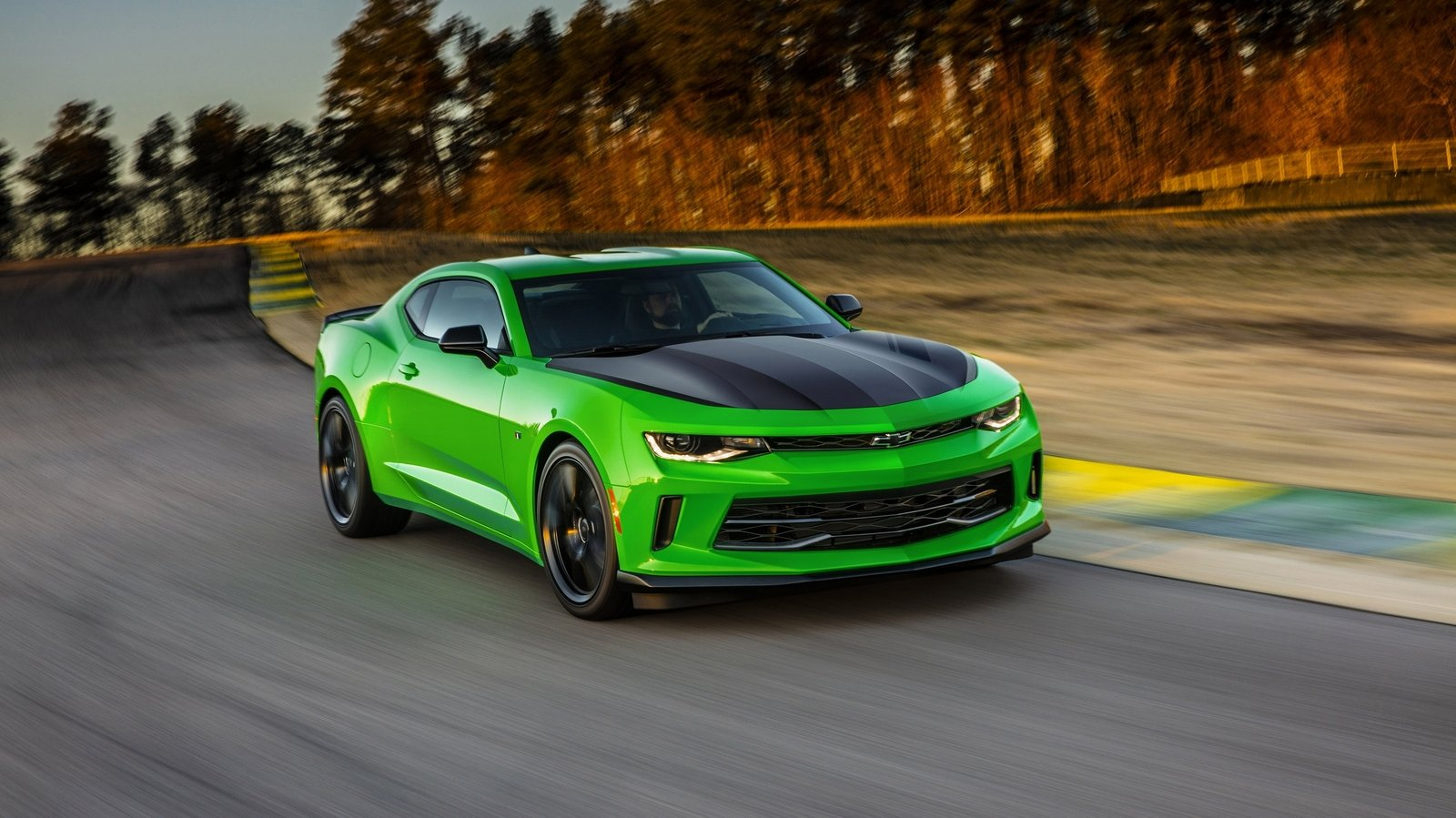 2017 Chevrolet Camaro 1le Review Top Speed