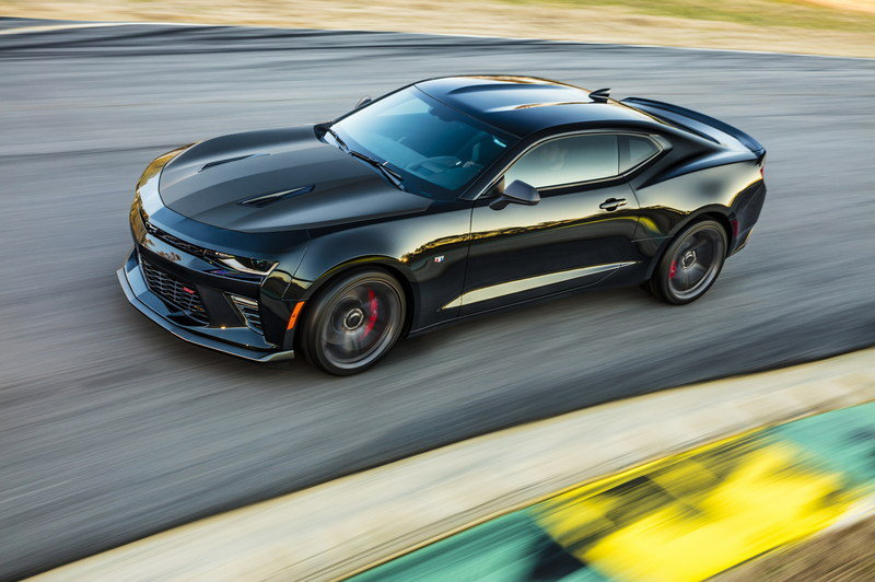 2017 Chevrolet Camaro 1LE High Resolution Exterior - image 664917