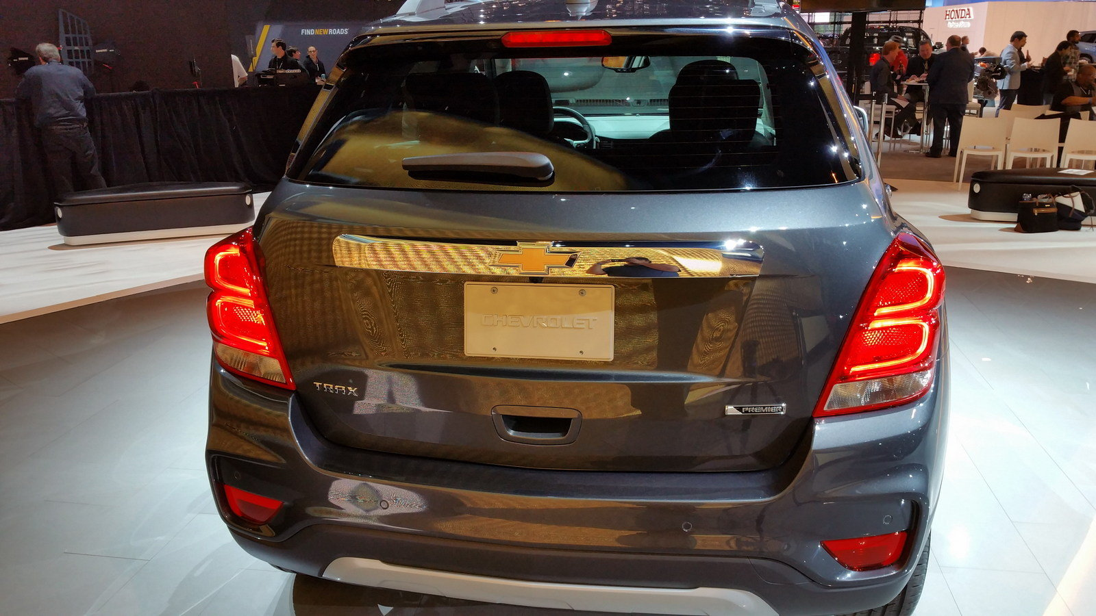 2017 chevrolet trax picture 665385 car review top speed. Black Bedroom Furniture Sets. Home Design Ideas