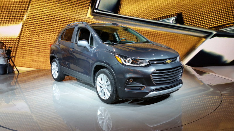 Chevrolet Trax: Latest News, Reviews, Specifications ...