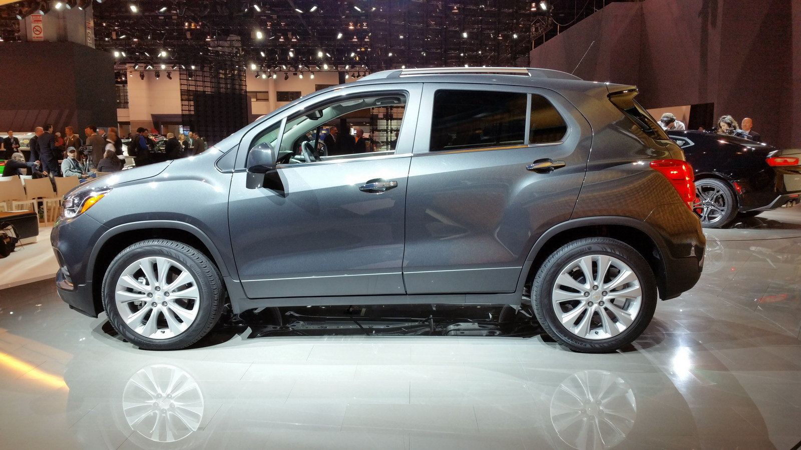 2017 chevrolet trax picture 665383 car review top speed. Black Bedroom Furniture Sets. Home Design Ideas