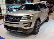 2017 Ford Explorer XLT Sport Appearance Package - image 665413