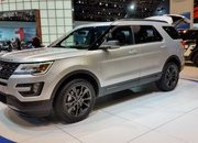 Ford Explorer @ Top Speed