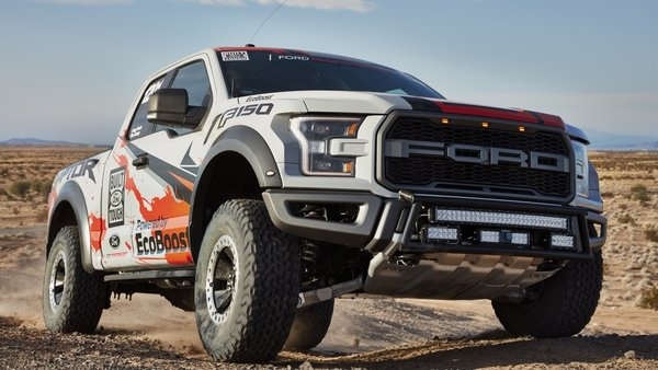 2017 Ford F-150 Raptor Race Truck | truck review @ Top Speed