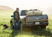 2017 Honda Ridgeline Stars In Honda's Super Bowl 50 Commercials - image 663879