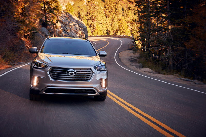 2017 Hyundai Santa Fe High Resolution Exterior - image 665158