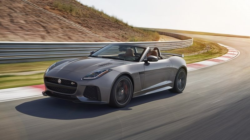 NHTSA Issues Recall Of Jaguar F-Type SVR Because Of A Suspension Bolt