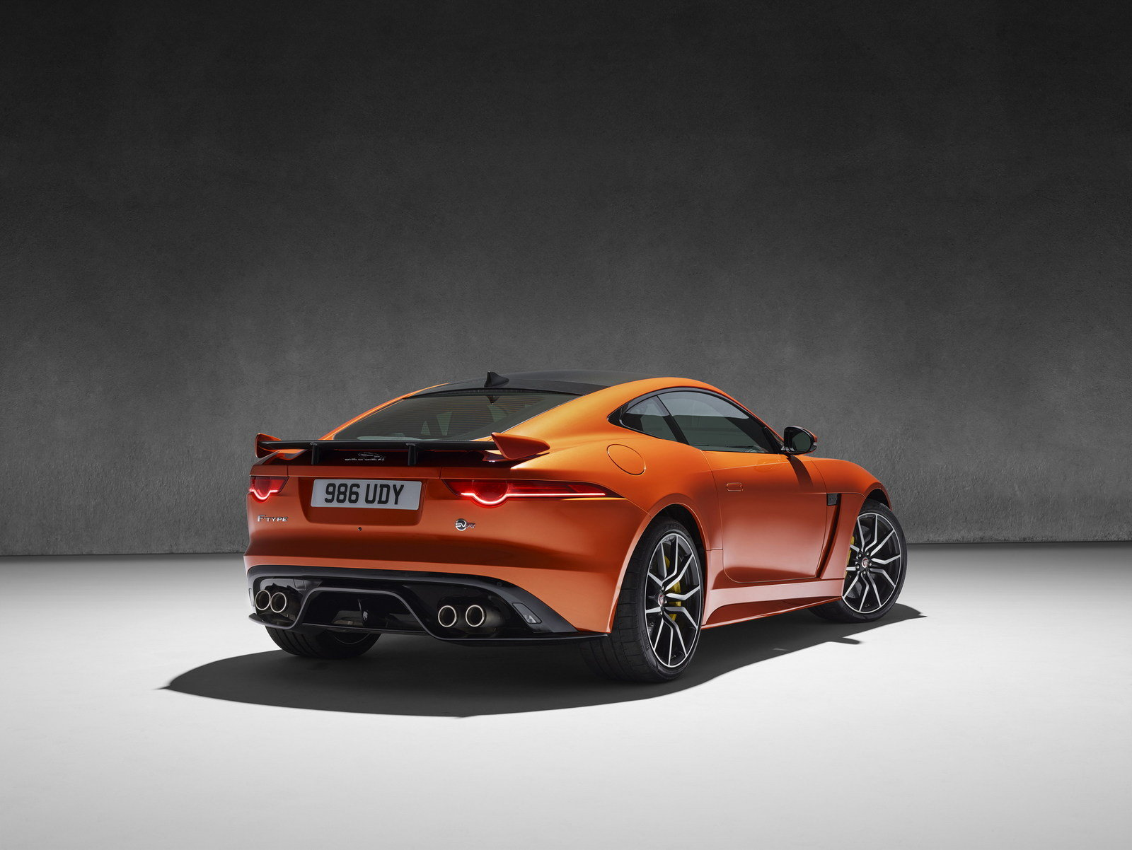 2017 jaguar f type svr coupe picture 666153 car review. Black Bedroom Furniture Sets. Home Design Ideas