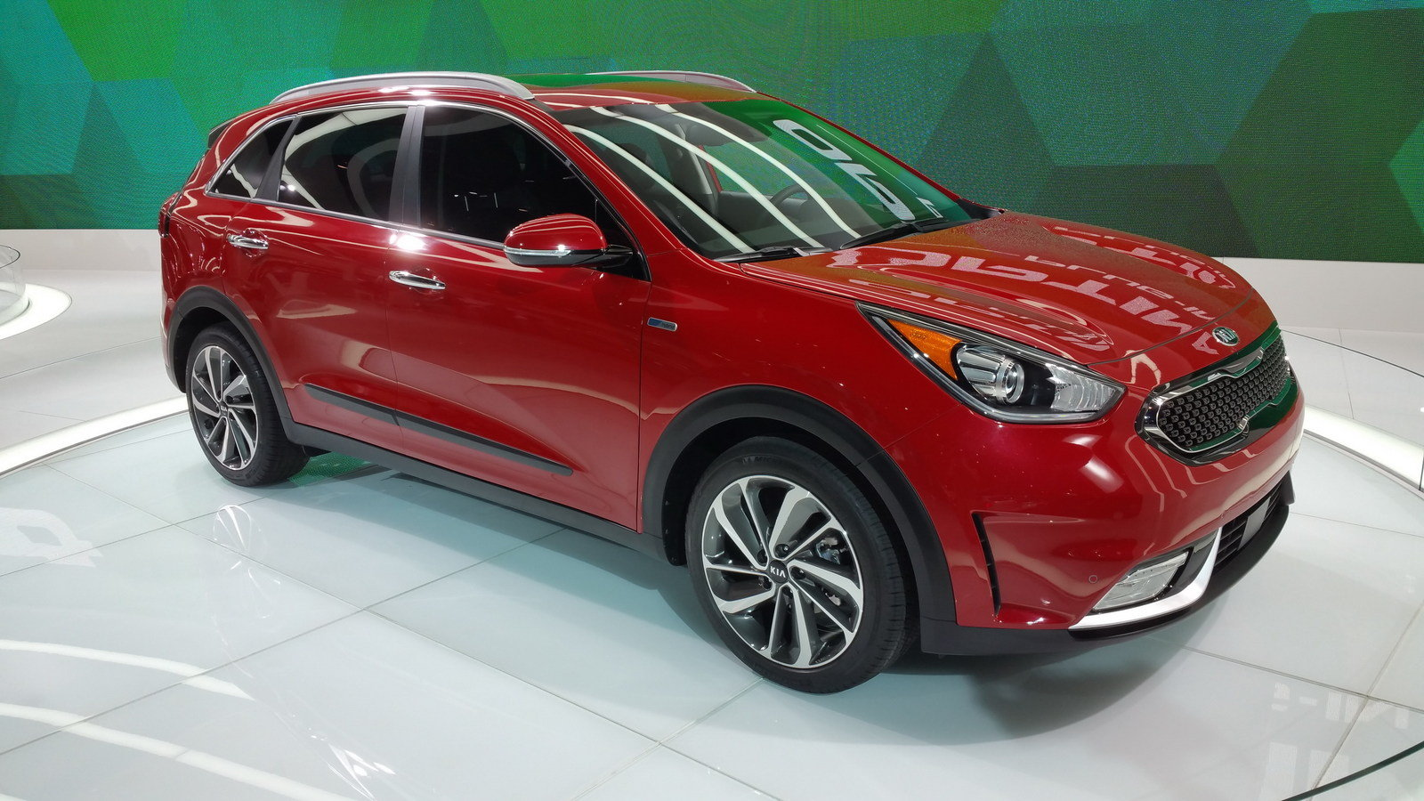 2017 kia niro picture 665953 car review top speed