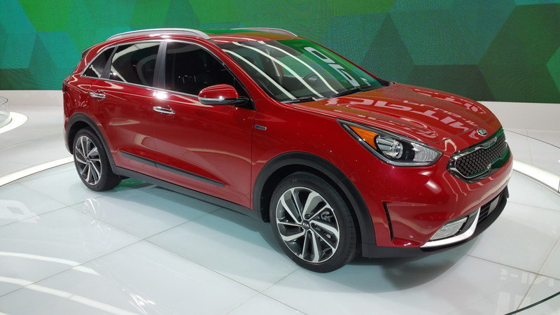 Kia is Looking to Electrify the Niro Crossover