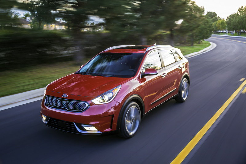 2017 Kia Niro High Resolution Exterior Wallpaper quality - image 665038