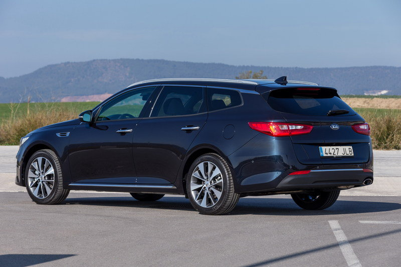 2017 Kia Optima Sportswagon