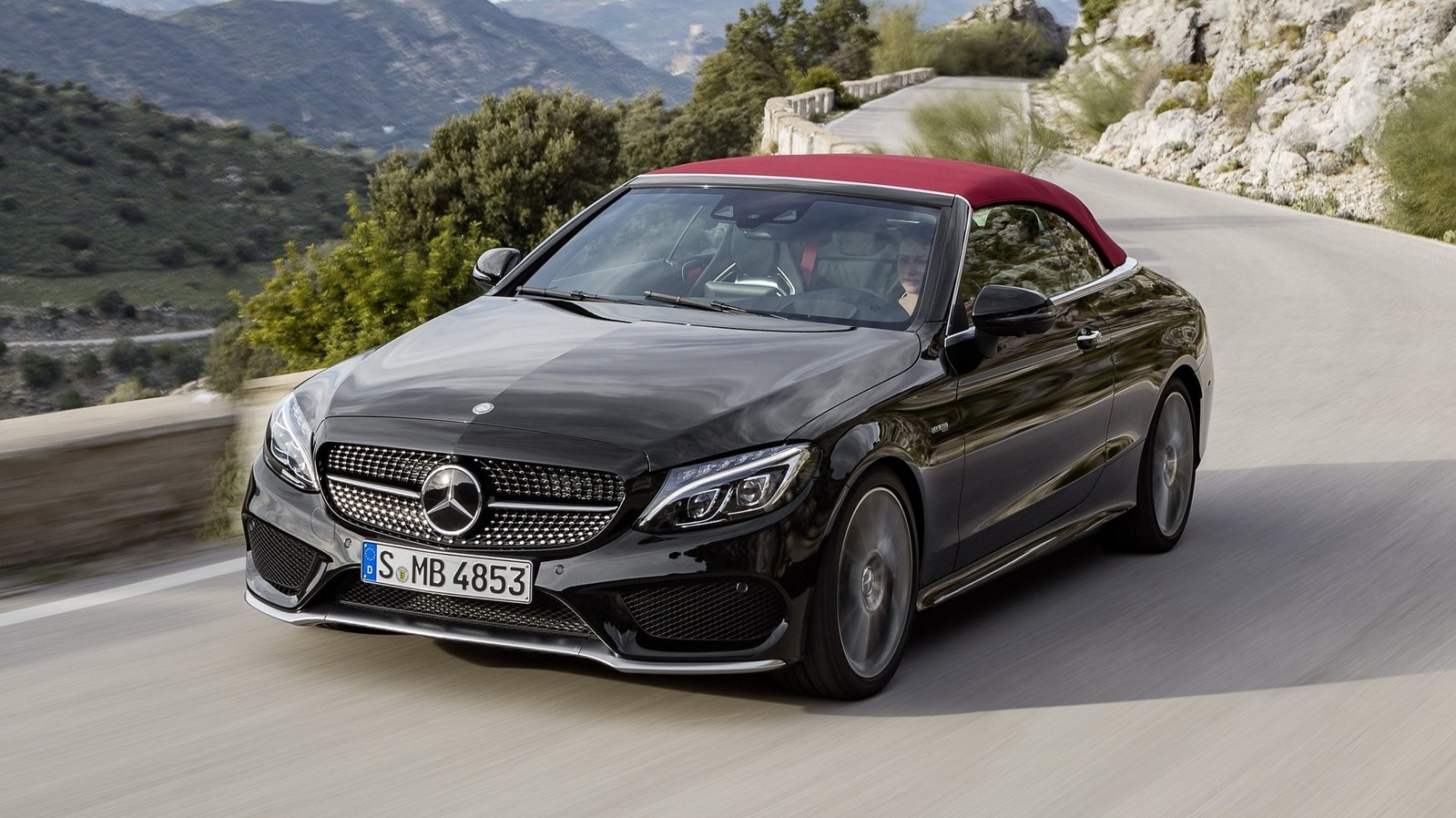 2017 mercedes amg c 43 4matic cabriolet top speed. Black Bedroom Furniture Sets. Home Design Ideas
