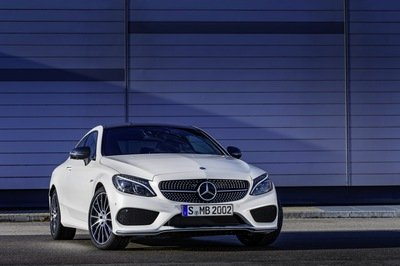 2017 Mercedes-AMG C43 Coupe Unveiled - image 667049