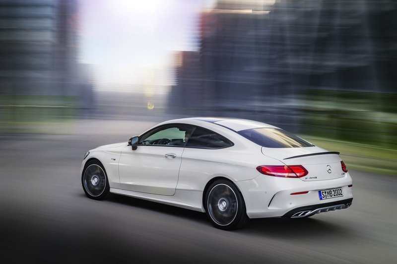 2017 Mercedes-AMG C43 Coupe Unveiled High Resolution Exterior - image 667051