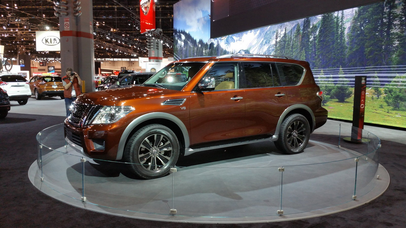 2017 nissan armada picture 666041 truck review top speed. Black Bedroom Furniture Sets. Home Design Ideas