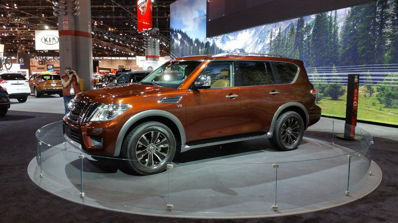 2017 nissan armada review top speed. Black Bedroom Furniture Sets. Home Design Ideas