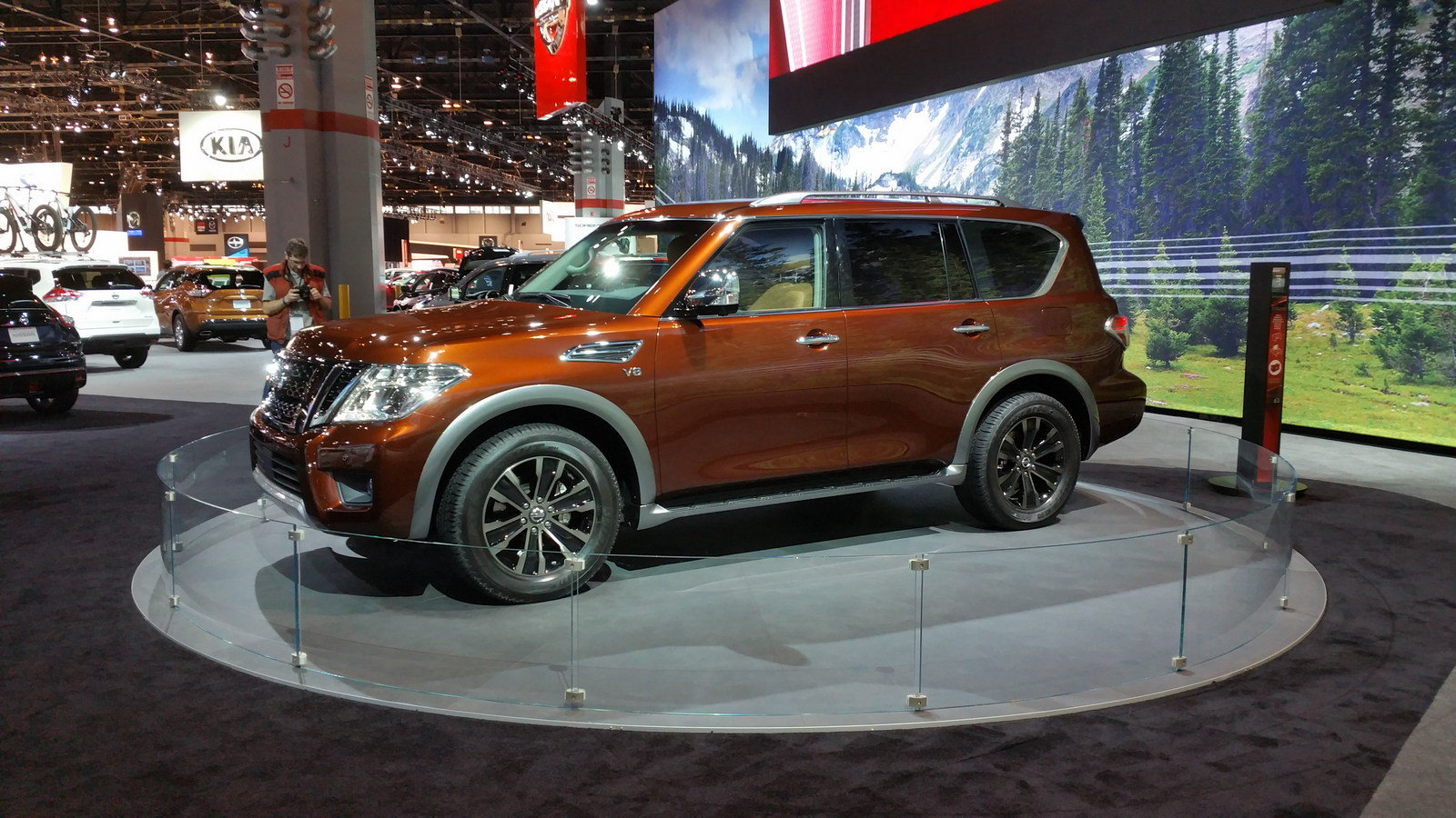 2017 nissan armada picture 666042 truck review top speed. Black Bedroom Furniture Sets. Home Design Ideas