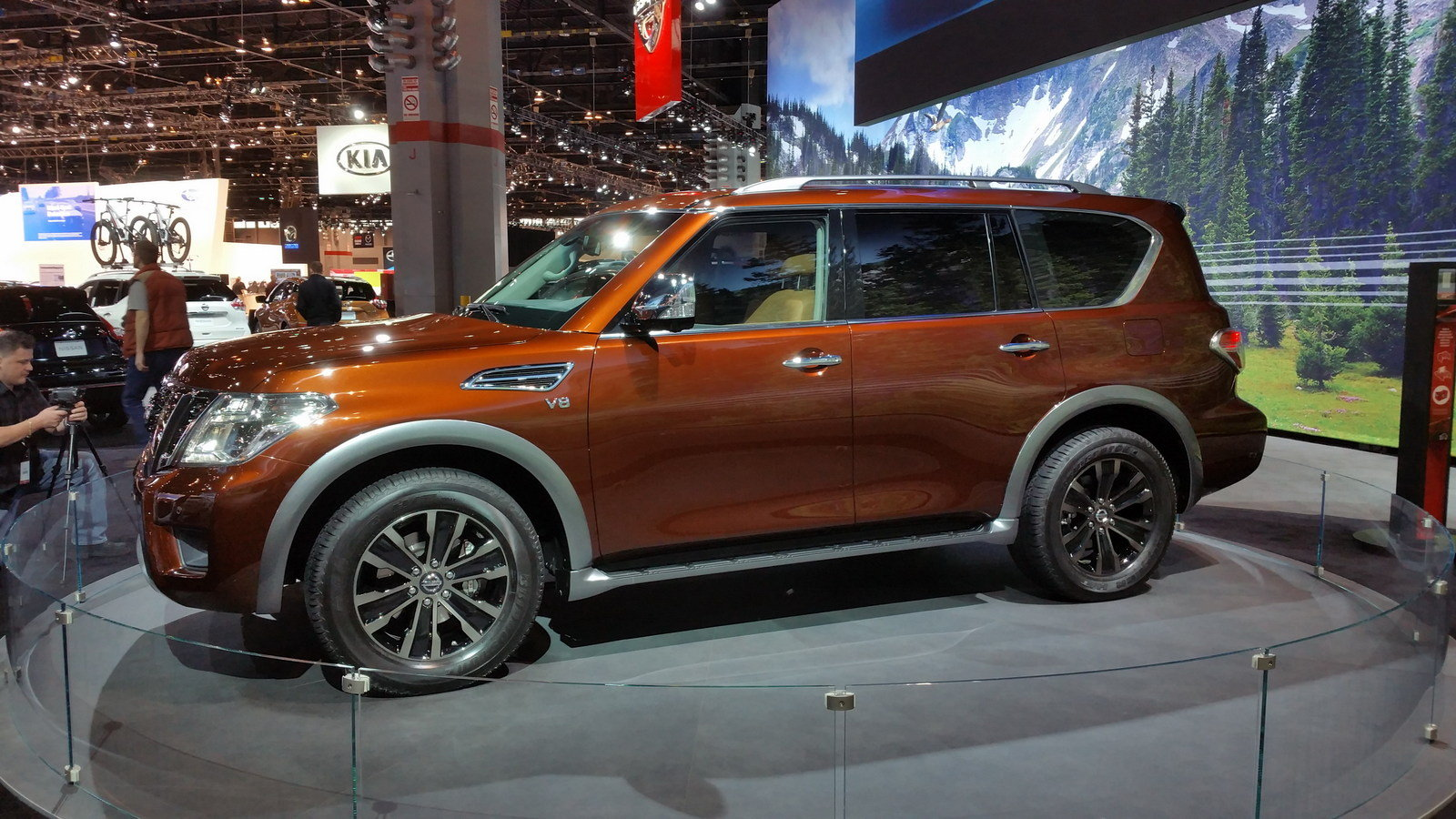 2017 nissan armada picture 666044 truck review top speed. Black Bedroom Furniture Sets. Home Design Ideas