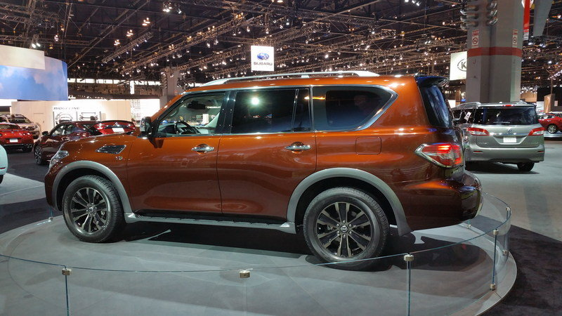 2017 nissan armada picture 666046 truck review top speed. Black Bedroom Furniture Sets. Home Design Ideas