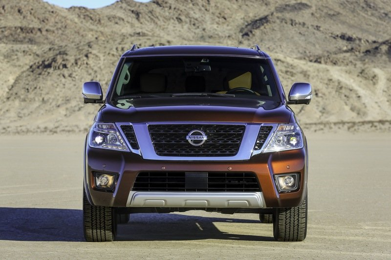 2017 - 2020 Nissan Armada High Resolution Exterior - image 664985