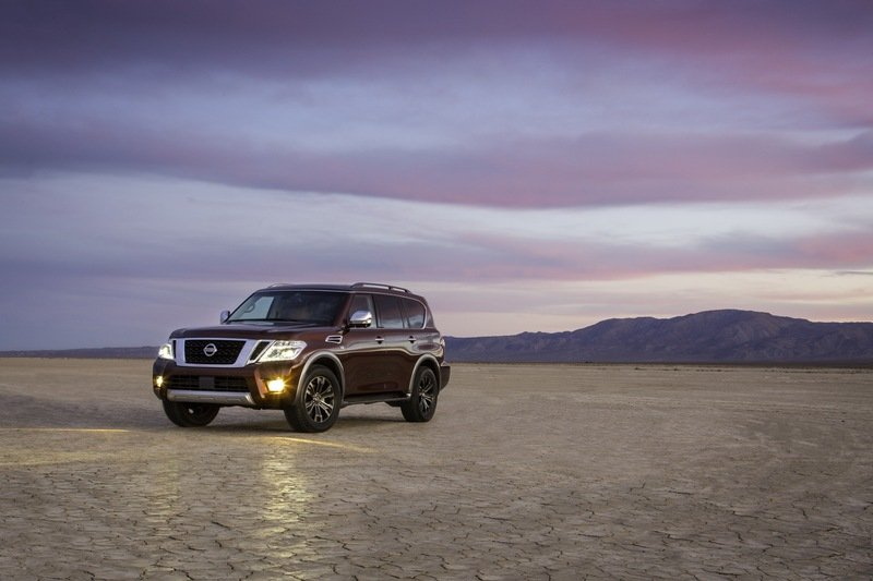2017 - 2020 Nissan Armada High Resolution Exterior - image 664987
