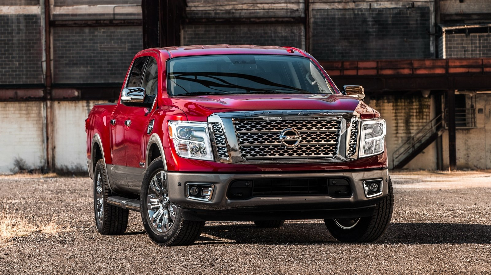 2017 Nissan Titan | Top Speed