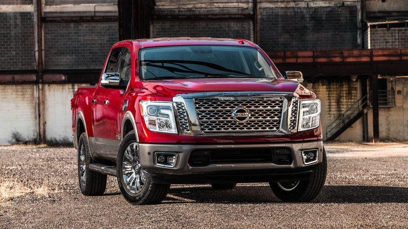 2017 Nissan Titan Rundown: Video