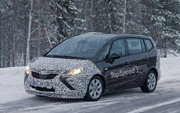 2017 opel zafira car review top speed. Black Bedroom Furniture Sets. Home Design Ideas