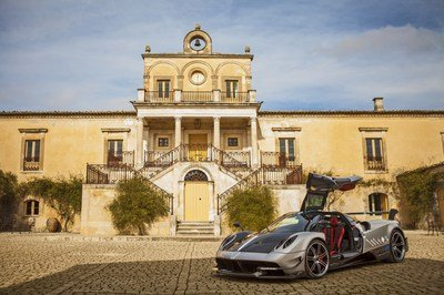 You Have To Hear The Pagani Huayra R's Naturally Aspirated V-12!