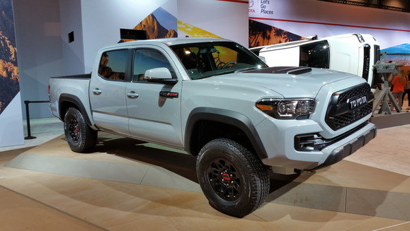 2017 toyota tacoma trd pro truck review top speed. Black Bedroom Furniture Sets. Home Design Ideas