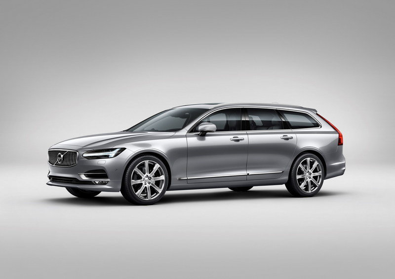 2017 Volvo V90 High Resolution Exterior - image 666454