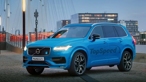 2017 volvo xc90 polestar review top speed. Black Bedroom Furniture Sets. Home Design Ideas