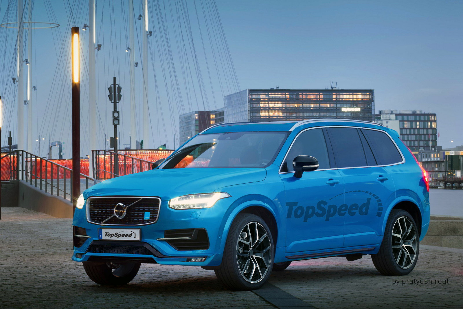 2017 Volvo Xc90 Polestar Picture 666693 Car Review