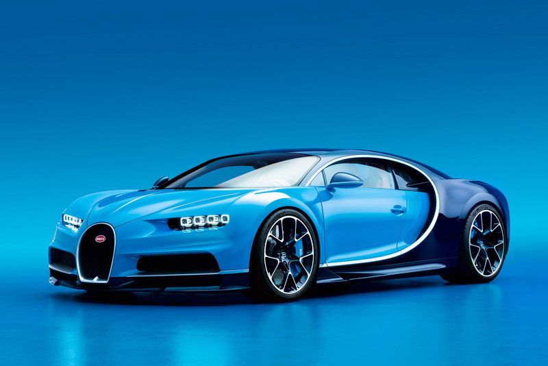 Bugatti is Going to Milk the Chiron to Death Before an All-New Car Comes to Life