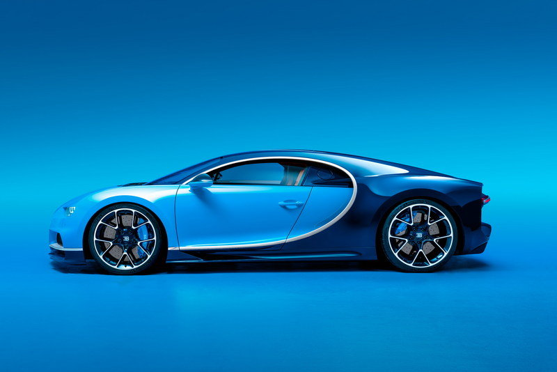 Bugatti is Going to Milk the Chiron to Death Before an All-New Car Comes to Life High Resolution Exterior - image 667480
