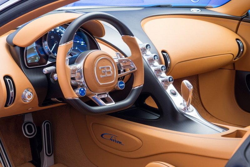 2018 Bugatti Chiron High Resolution Interior - image 667493