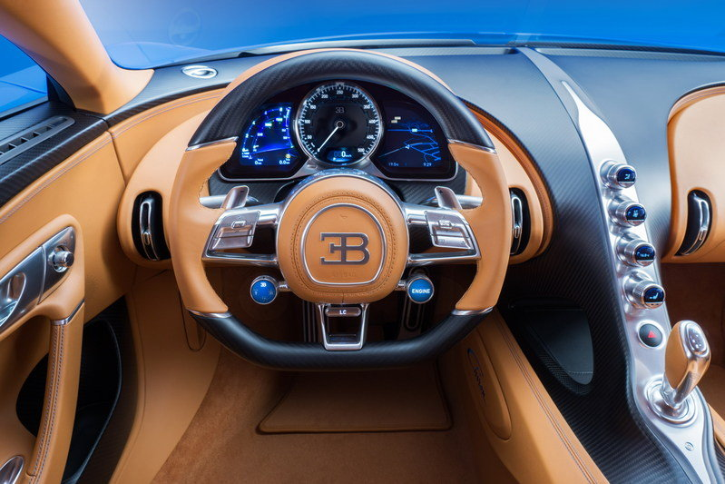 2018 Bugatti Chiron High Resolution Interior - image 667494